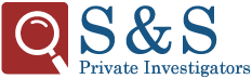 S & S Private Investigators Logo